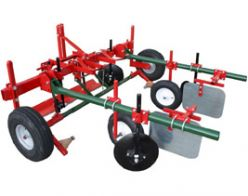 Mechanical Transplanter Mulch Layer Model 90