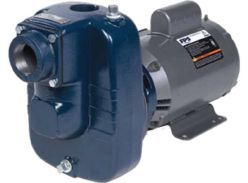 Turf boss 3-5 HP Electric irrigation pump